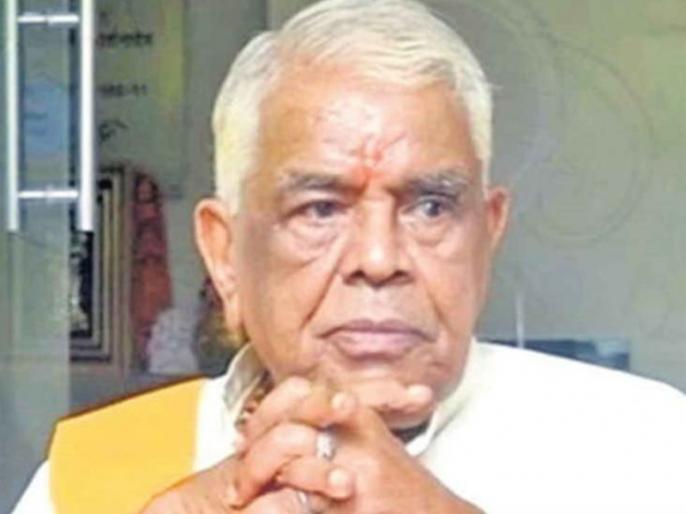 former Chief Minister Babulal Gaur hospitalised in medanta hospital delhi | मध्यप्रदेश के पूर्व मुख्यमंत्री बाबूलाल गौर की बिगड़ी तबीयत, दिल्ली किया रेफर