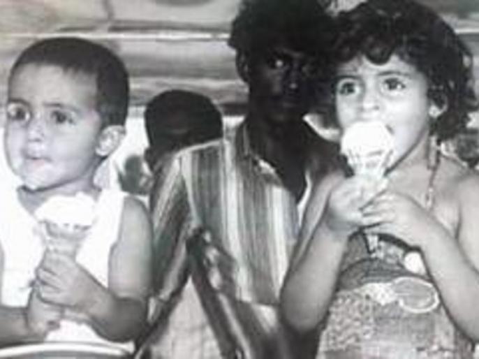 Abhishek Bachchan and amitabh bacchan wish Shweta Bachchan birthday with this post | अभिषेक बच्चन ने इस खास अंदाज में किया बहन श्वेता को बर्थडे विश, दीपिका-कैटरीना ने भी दिया ये स्वीट मैसेज