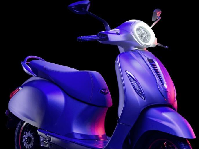 Bajaj Chetak Electric Scooter Launched in India at Rs 1 Lakh Gets 95 Km Battery Range | बजाज चेतक का इलेक्ट्रिक स्कूटर लॉन्च, दिया गया रिवर्स गियर का खास फीचर, जानें कीमत और खासियत