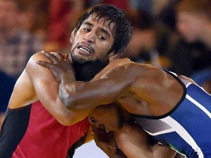 Bajrang Punia Wins Gold in 65kg freestyle category At Ali Aliev Wrestling Tournament | Ali Aliev Wrestling Tournament: बजंरग पूनिया का कमाल जारी, रूसी पहलवान को हरा जीता गोल्ड मेडल