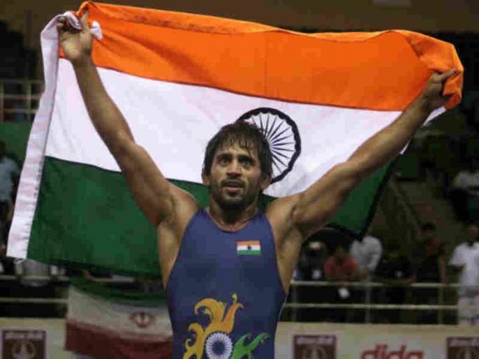 Bajrang Punia Wins India's 1st Gold Medal at Asian Wrestling Championship | एशियाई कुश्ती चैंपियनशिप: वर्ल्ड नंबर वन बजरंग पूनिया खिताब रखा बरकरार, किया गोल्ड मेडल पर कब्जा