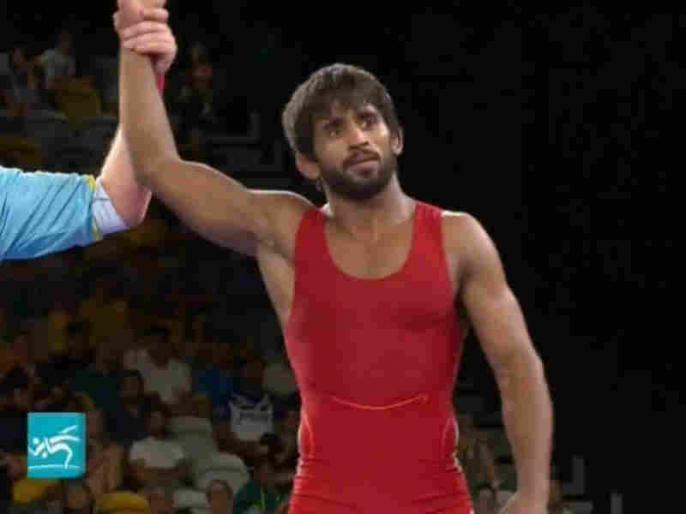 bajrang punia become number one wrestler in world in 65 kg category | बजरंग पूनिया बने दुनिया के नंबर-1 पहलवान, कॉमनवेल्थ और एशियन गेम्स में मचाया था धमाल