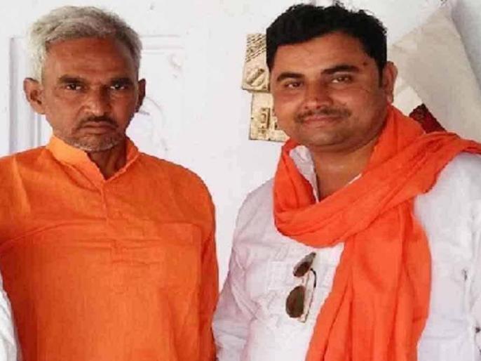 Ballia case: UP STF arrested main accused Dhirendra Singh, was absconding for three days. | बलिया कांडः UP एसटीएफ ने मुख्य आरोपी धीरेंद्र सिंह को किया गिरफ्तार, तीन दिन से फरार था