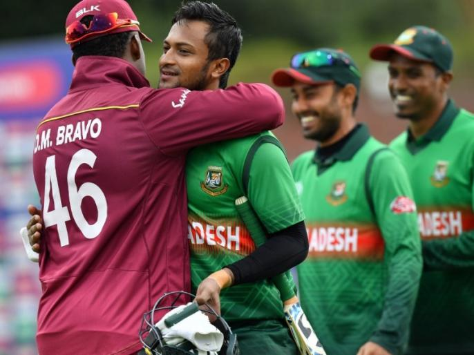 Ban vs WI: Bangladesh created history in ICC World Cup and becomes first team to chase 320 plus Runs | World Cup, Ban vs WI: बांग्लादेश ने वेस्टइंडीज को हराकर बना डाले ये 6 बड़े रिकॉर्ड