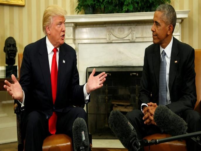 Donald Trump After Coronavirus Criticism says Barack Obama Was Grossly Incompetent | डोनाल्ड ट्रंप ने कहा, बराक ओबामा एक 'अयोग्य राष्ट्रपति' थे, जानें दोनों नेताओं में किस बात पर छिड़ी है जंग