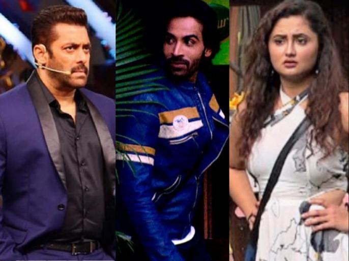 BB 13: Salman Khan angrily told this shocking truth of Arhaan Khan, Rashami Desai was surprised to hear, see video | BB 13: सलमान खान ने गुस्से में बताई अरहान खान की ये चौंकाने वाली सच्चाई, सुनकर हैरान रह गईं रश्मि देसाई, देखें Video