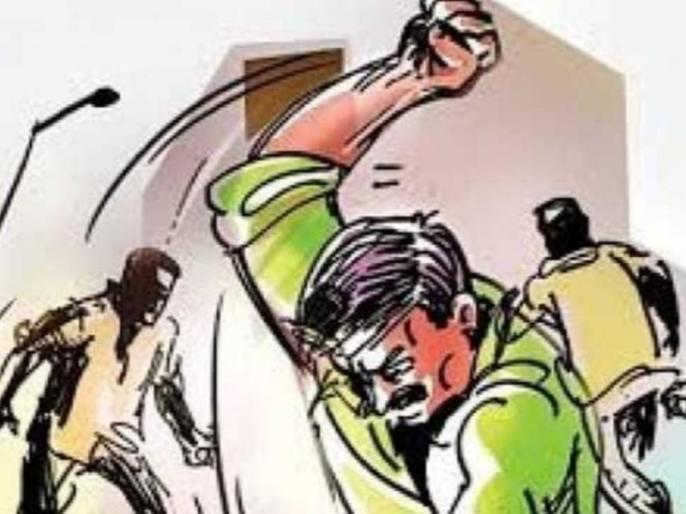 nagpurKhamlaMurder goon came out of jailfew days agofeared gang-war crime police | खामला में गुंडे की हत्या, कुछ दिनों पहले ही जेल से आया था बाहर, गैंगवार भड़कने की आशंका