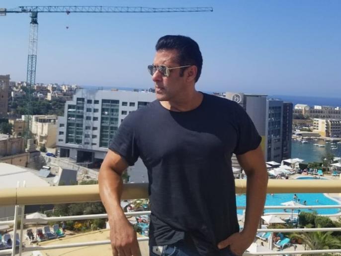 salman khans designer ashley rebello told that why actor moslty wear black outfits   आखिर क्यों सलमान खान ज्यादातर पहनते हैं काले कपड़े, दबंग खान के डिजाइनर ने बताई ये खास वजह!