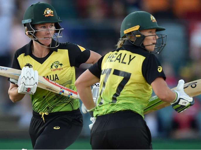 ICC Women's T20 World Cup, AusW vs BanW: Australia Women beat Bangladesh Women by 86 runs after Alyssa Healy and Beth Mooney record partership of 151 runs | Women's T20 WC: एलिसा हीली और बेथ मूनी ने पहले विकेट के लिए की रिकॉर्ड पार्टनरशिप, ऑस्ट्रेलिया ने दर्ज की लगातार दूसरी जीत
