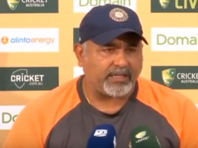 Bharat Arun game for external substance if made uniform across teams | टीम इंडिया के बॉलिंग कोच ने गेंद को चमकाने के लिए लार की जगह कृत्रिम पदार्थ के इस्तेमाल का किया समर्थन, कहा- सभी को मिलेगा बराबर मौका