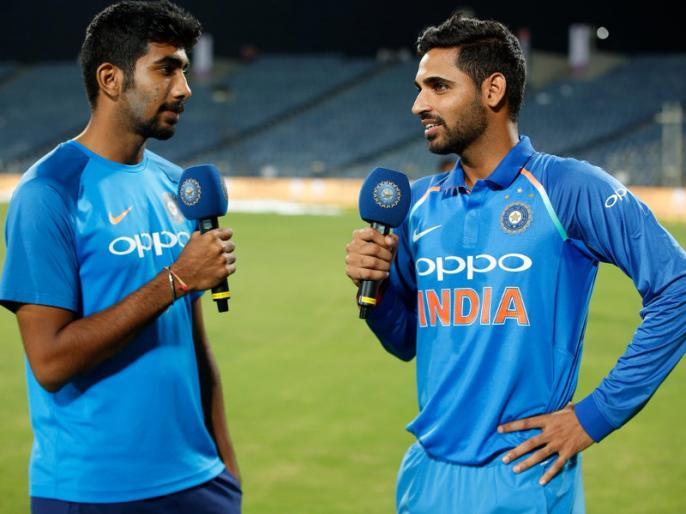 Not playing regularly can impact rhythm, says Bhuvneshwar Kumar | लंबे समय तक इंटरनेशनल मैच नहीं खेलने से गेंदबाजों को होता है ये बड़ा नुकसान, भुवी ने किया खुलासा