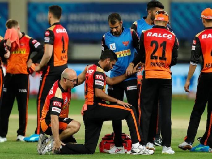David Warner Not Too Sure About Extent Of Bhuvneshwar Kumar Injury | IPL 2020: भुवनेश्वर कुमार की चोट बढ़ा सकती है हैदराबाद की मुश्किलें, कप्तान डेविड वॉर्नर को सता रही चिंता