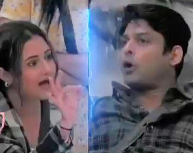 Bigg Boss 13: Siddharth Shukla Rashmi Desai to have a strong debate, To be on kitchen duty fiercely | Bigg Boss 13: सिद्धार्थ-रश्मि के बीच होगी जोरदार बहस, किचन ड्यूटी पर होने वाला है जमकर हंगामा
