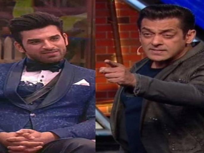 Bigg Boss 13 Salman Khan slams Paras Chhabra for closeness with Mahira Sharma | Bigg Boss 13: पारस छाबड़ा पर फूटा सलमान खान का गुस्सा, भाईजान बोले- अपनी आवाज नीचे कर, देखें वीडियो