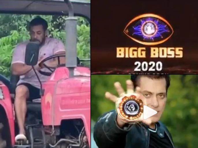 Bigg Boss 2020 FIRST Promo Out: Salman Khan Drives A Tractor, Says- Ab Scene Paltega   Bigg Boss 14 Promo: कलर्स टीवी ने जारी किया बिग बॉस के 14वें सीजन का पहला प्रोमो, ट्रैक्टर चलाते दिखे सलमान खान, कहा- अब सीन पलटेगा