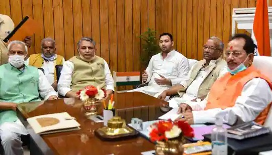 Corona havoc in Bihar, 3469 infected in one day, all-party meeting will be held on April 17 | बिहार में कोरोना का कहर, एक दिन में मिले 3469 संक्रमित, 17 अप्रैल को होगी सर्वदलीय बैठक