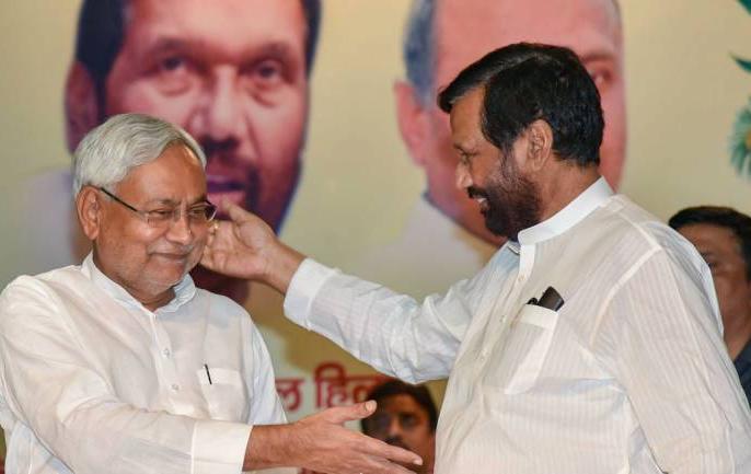 Bihar Lok Sabha Election complete Analysis: How Nitish remains relevant in state politics | बिहारः बदली राजनीतिक परिस्थितियों में भी नीतीश कुमार सबसे प्रासंगिक, पासवान के भी दोनों हाथ में लड्डू