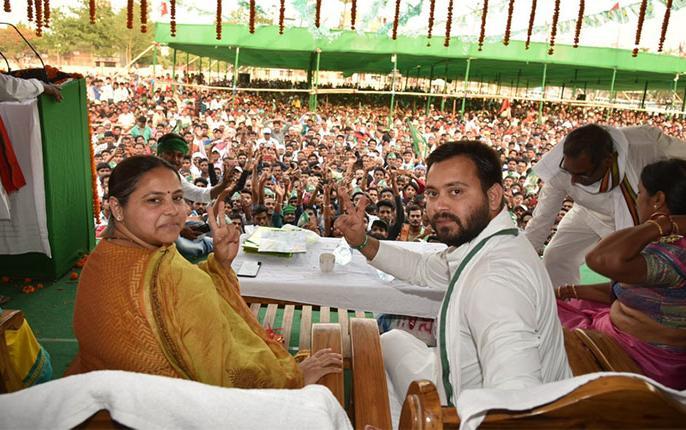 Bihar Election: All the parties in Bihar expressed confidence in the caste equation to win, everyone laid their own accord | Bihar Election: बिहार में सभी दलों ने जीतने के लिए जताया जातीय समीकरण पर भरोसा, सभी ने बिछाये अपने हिसाब से चौसर