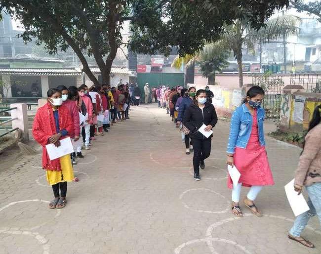 Bihar Board 10th Exam 2021matric 10thexams social sciencequestion paper leak cm nitish kumarorders   बिहार में मैट्रिक परीक्षा जारी,लीक हुआ सोशल साइंस का प्रश्नपत्र, नाराज मुख्यमंत्री ने दिए जांच के आदेश