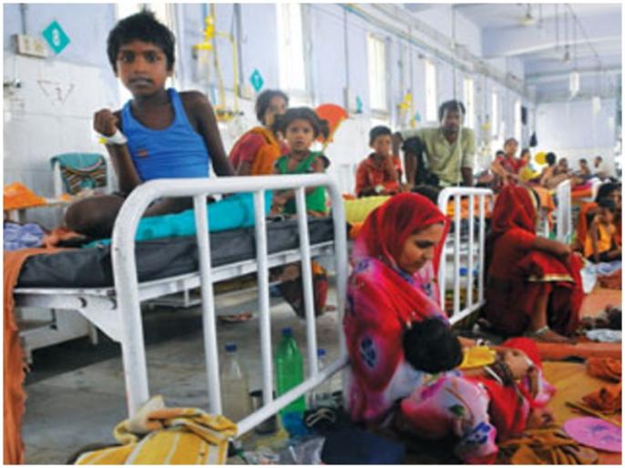 chamki fever: 111 children die from spinal fever in Bihar   बिहार में चमकी बुखार से अब तक 111 बच्चों की मौत
