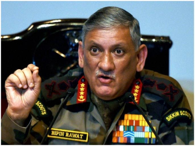 General Bipin Rawat says Army is always ready to take action on Question of making POK as Indian Part | पीओके को भारत का हिस्सा बनाने के सवाल पर सेना प्रमुख बिपिन रावत ने कहा- सेना तो सदा तैयार रहती है...