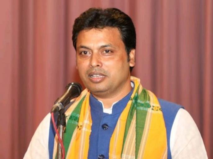 Union Minister Arjun Munda and Tripura CM Biplab Kumar Deb covid Positive   केंद्रीय मंत्रीअर्जुन मुंडा औरत्रिपुरा के सीएमबिप्लब देब कोविड पॉजिटिव,ट्वीट कर कहा- संपर्क में आए लोग कराएं जांच