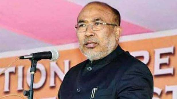 CM N. Biren Singh said - Those who are returning to Manipur, who will not live in isolation, will be sent to jail. | सीएम एन. बीरेन सिंह ने कहा- मणिपुर लौट रहे जो लोग पृथक-वास में नहीं रहेंगे, उन्हें जेल भेज दिया जाएगा