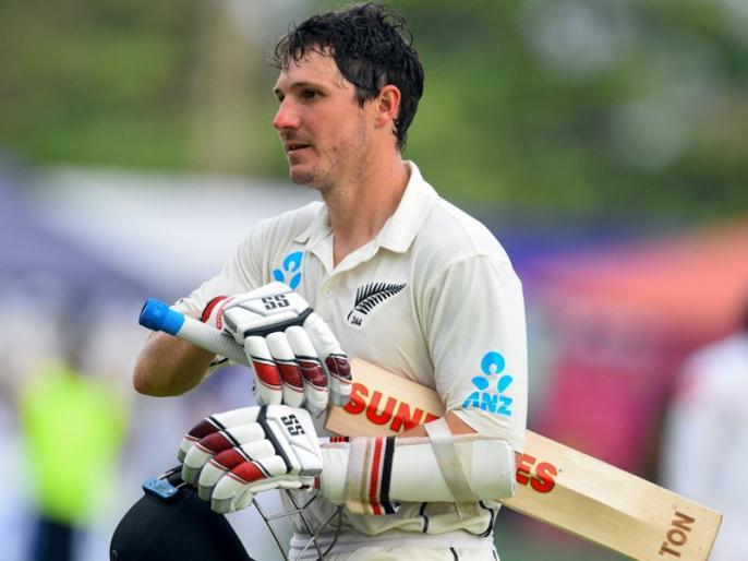 SL vs NZ, 1st Test: BJ Watling leads the way as New Zealand stretch lead to 177 | गॉल टेस्ट: बीजे वाटलिंग ने न्यूजीलैंड को संभाला, श्रीलंका के खिलाफ बनाई 177 रनों की बढ़त