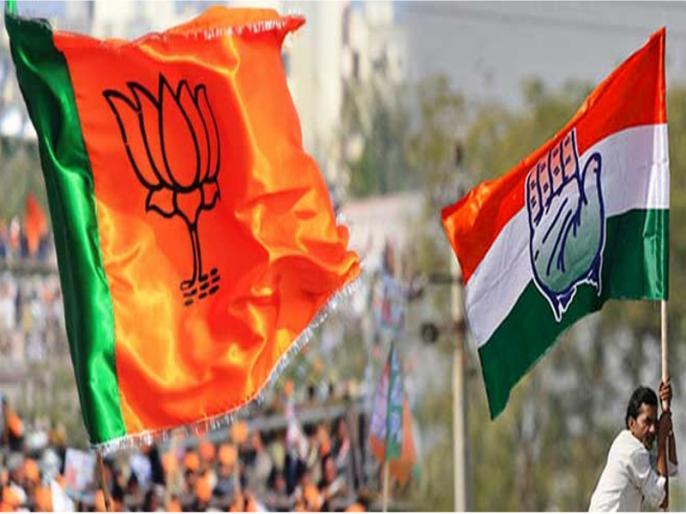 Maharashtra Assembly Elections: BJP-Congress and NCP fight hard in Raigad, everyone shows strength | महाराष्ट्र विधानसभा चुनावः रायगढ़ में भाजपा-कांग्रेस और राकांपा में कड़ी टक्कर, सभी ने दिखाया दम