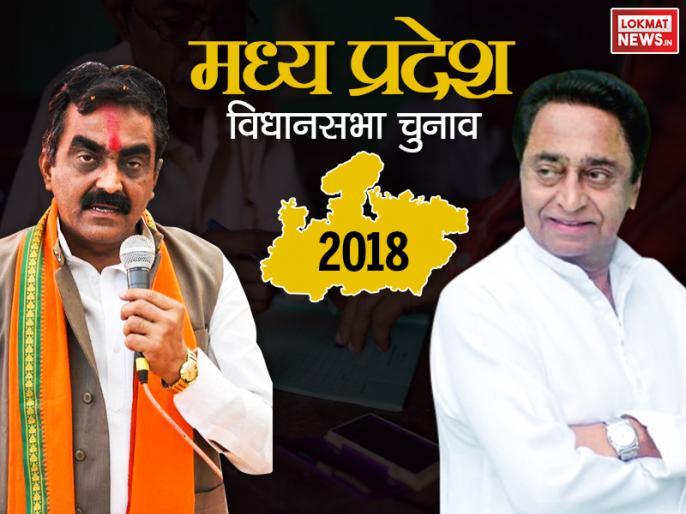 Madhya Pradesh Election: Nepotism in Ticket distribution in MP BJP-Cong both  | मध्य प्रदेश चुनावः टिकट बंटते ही बीजेपी की खुली पोल, कांग्रेस से 57% ज्यादा भाई-भतीजों-बेटों को लड़ाया चुनाव
