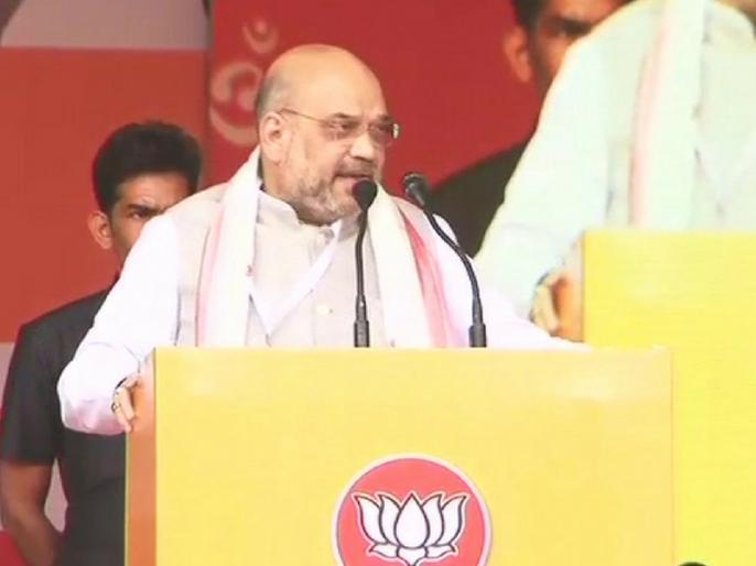 amit shah admitted BSP and samajwadi Party alliance danger 2019 lok sabha election for BJP | अमित शाह ने भी माना, यूपी में सपा-बसपा साथ आई तो मुश्किल होगी 2019 की राह