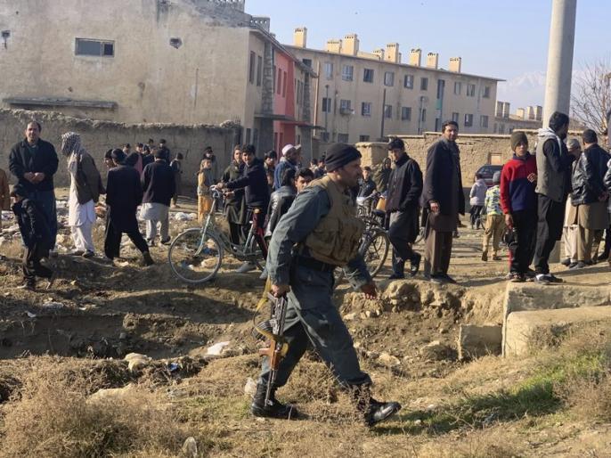 Suicide blast near US army base in Afghanistan, five injured | अफगानिस्तान में अमेरिकी सेना के अड्डे के पास आत्मघाती विस्फोट, पांच लोग घायल