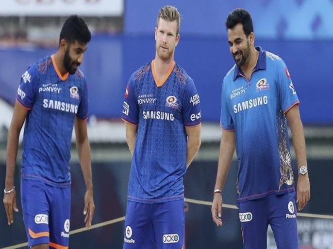 I don't think IPL will be able to happen again in India this year: Neesham | चार्टर्ड प्लेन से जाने में इस खिलाड़ी को लगता था डर, आईपीएल बायो बबल में कोरोना की एंट्री पर तोड़ी चुप्पी