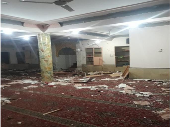 Balochistan: Bomb blast inside a mosque in Quetta Pakistan, many people killed | पाकिस्तानः क्वेटा शहर की मस्जिद में हुआ बड़ा धमाका, 13 लोगों की मौत, कई घायल
