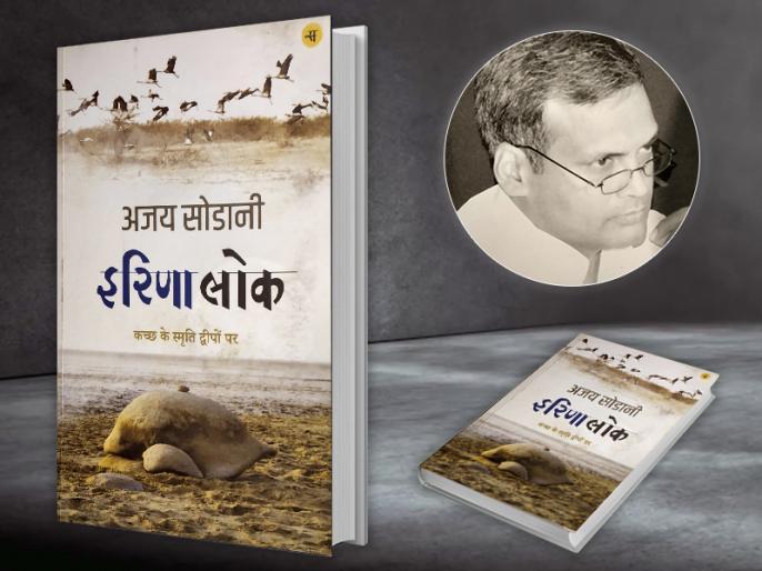 Book ReviewIrina Lok : Kachchh Ke Smriti Dweepon Par by ajoy sodani   इरिणा लोकयायावरी का 'डबल डोज',जगहों की पुकार गूगल गुरु की पहुंच से परे