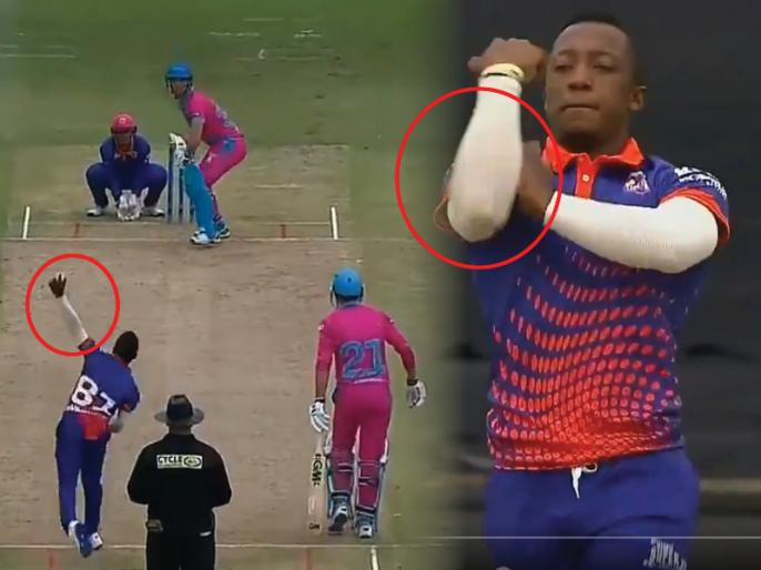 Mzansi Super League: Mahlokwana be able to take a left handed and a right handed wicket, watch this video | एक ही मैच में की दोनों हाथों से गेंदबाजी, विकेट भी मिले, देखें ये गजब VIDEO