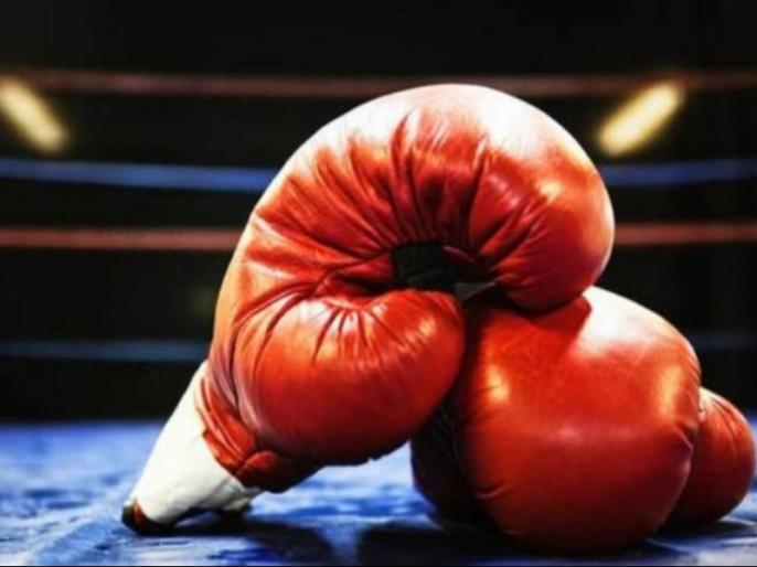 meenakshi rituz and anchu win first day of national womens boxing | राष्ट्रीय महिला मुक्केबाजी के पहले दिन मीनाक्षी, ऋतुज और अंचू जीते