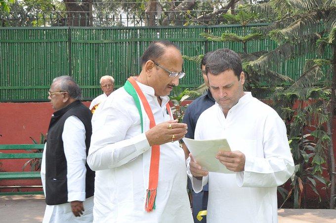 Bihar Elections: Congress gave ticket to Ravish Kumar brother Brijesh pandey, name has come in controversies due to rape case | Bihar Elections: कांग्रेस ने रवीश कुमार के भाई को दिया टिकट, रेप केस के चलते विवादों में आ चुका है नाम, उठे सवाल