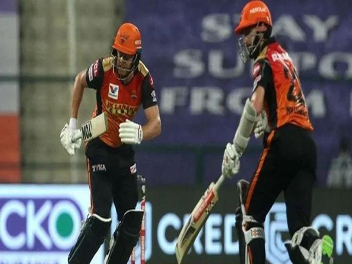 PBKS vs SRH Sunrisers Hyderabad Win first game against punjab kings ipl 2021 | IPL 2021: सनराइजर्स हैदराबाद ने पंजाब किंग्स को 9 विकेट से रौंदा, SRH को मिली सीजन की पहली जीत