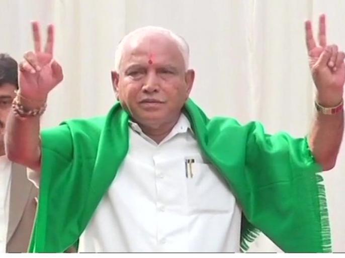 Karnataka political crisis: Speaker does n0t have right to disqualify anybody says BS Yeddyurappa | कर्नाटक में सियासी तूफानः येदियुरप्पा ने कहा- सरकार के खिलाफ वोट करने वाले बागी विधायकों को अयोग्य नहीं ठहरा सकते हैं अध्यक्ष