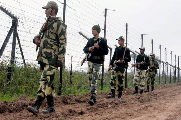 Jammu borderConcerns Pakistanfiring crop cut or notfarmers upset bsf | जम्मू सीमा पर पाक गोलीबारी के बाद चिंता,फसल काट पाएंगेया नहीं, किसान परेशान