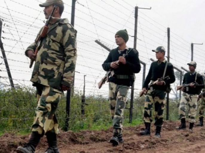 Pakistani jawans violate ceasefire, firing in Poonch, Kathua and Uri | Pakistan Violates Ceasefire:पाकिस्तानी जवानों ने किया संघर्षविराम का उल्लंघन,पुंछ, कठुआ औरउरी में गोलीबारी की