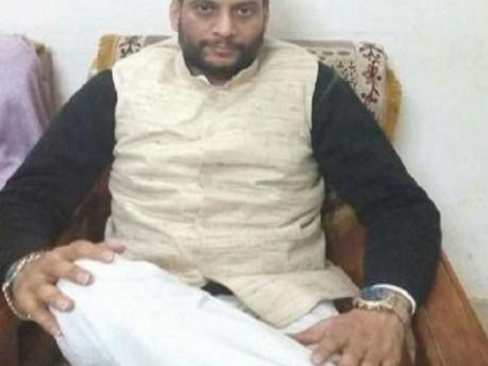 BSP leader Lallaji Verma's son shot herself in suicide | UP: बसपा नेता लालजी वर्मा के बेटे ने खुद को गोली मार की आत्महत्या