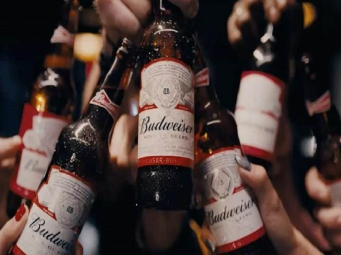 Budweiser Beer (प्रतीकात्मक तस्वीर)