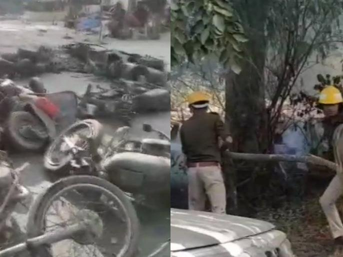 Bulandshahr Violence accused army jawan involved murder detained by up police jammu and kashmir | बुलंदशहर हिंसा मामले मेंजम्मू-कश्मीर से सेना का आरोपी जवान गिरफ्तार, FIR में था नाम
