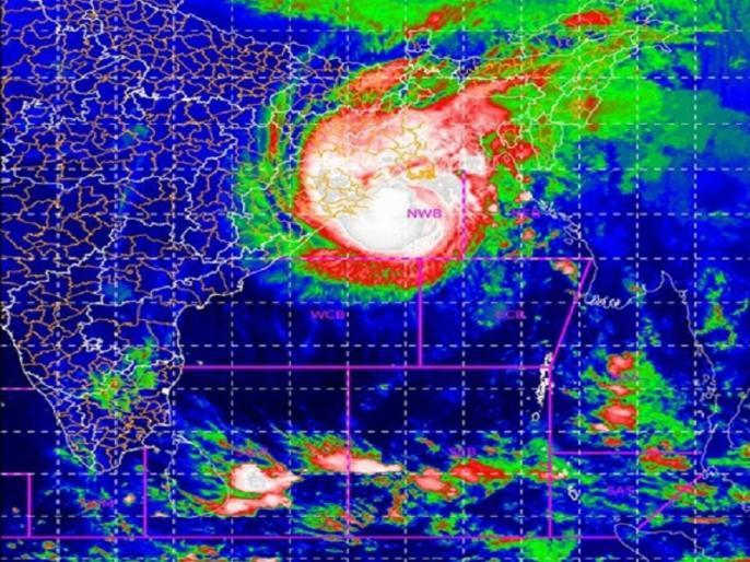 Cyclone 'Bulbul' devastation in Bangladesh: Ten People killed, more than 21 lakhs were evacuated | चक्रवात 'बुलबुल' से बांग्लादेश में तबाही, दस की मौत, 21 लाख से ज्यादा लोग सुरक्षित स्थान पर पहुंचाए गए