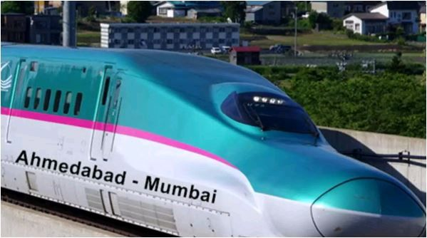 The fare for Mumbai-Ahmedabad bullet train will be around 3000, expected to be completed by December 2023, there will be 12 stations | मुंबई-अहमदाबाद बुलेट ट्रेन का किराया होगा करीब 3000,दिसंबर 2023 तक पूरा होने की उम्मीद,12 स्टेशन होंगे