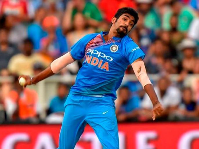 Jasprit Bumrah reveals secret behind his lethal yorkers | जसप्रीत बुमराह ने खोला राज, बताया कैसे टेनिस की गेंद ने बनाया उन्हें खतरनाक यॉर्कर का किंग