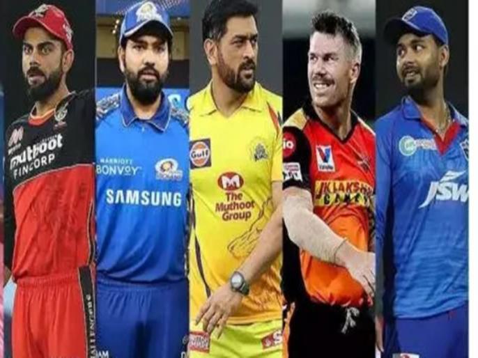 IPL 2021 Salary How Much Salary Of Captains Of All Teams Are know all details here | IPL 2021: रोहित शर्मा, महेंद्र सिंह धोनी से लेकर ऋषभ पंत तक, यहां जानें कितनी है टीमों के कप्तानों की सैलरी