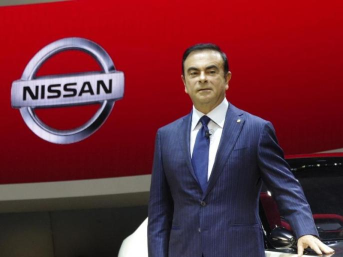 Nissan former CEO Carlos Ghosn hit with more charges, release unlikely | Nissan के पूर्व चेयरमैन पर लगा विश्वासघात का आरोप